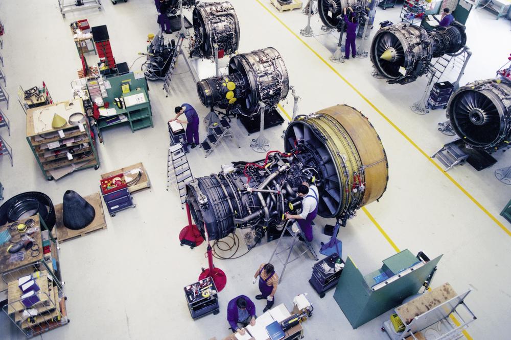 MTU Aero Engines Comgest Growth