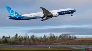 Boeing testvlucht
